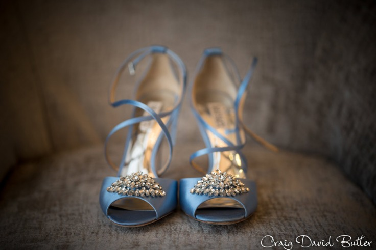 brides shoe photo detail