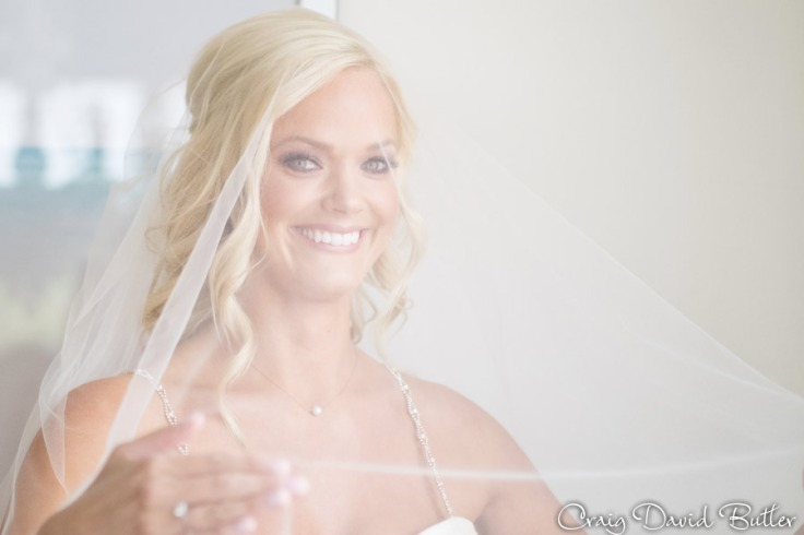 Bride veil photo
