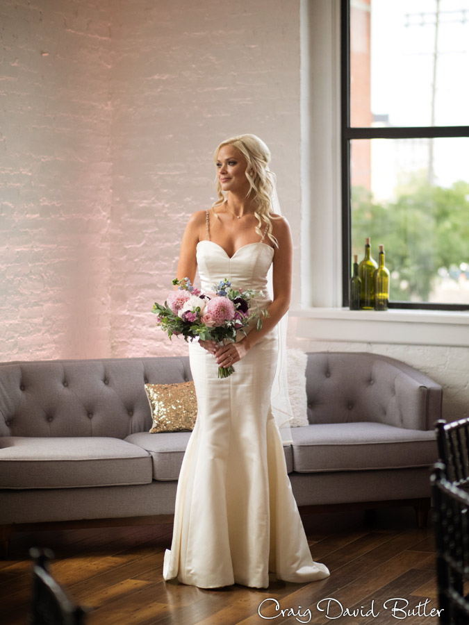 Amazing bride portraits