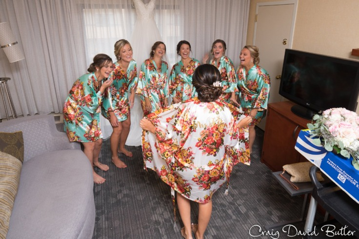 Bride Bridesmaids portraits