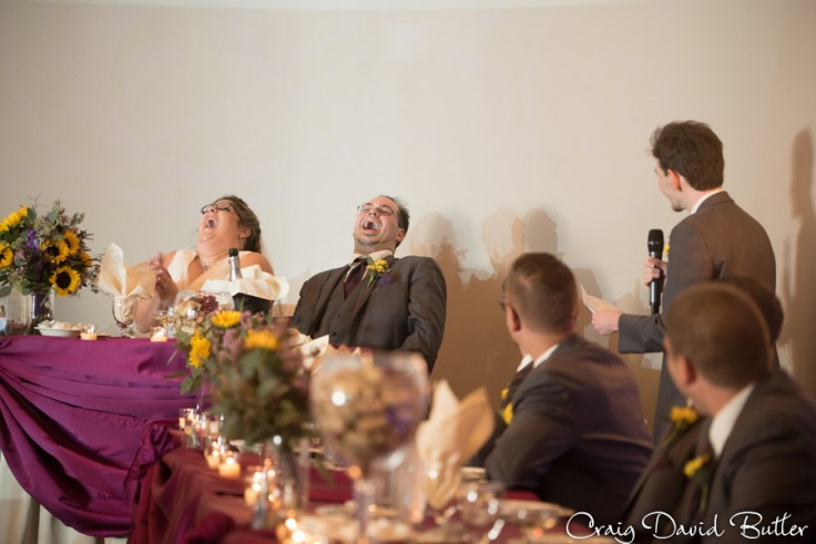 Best Man's speech at Laurel Manor in Livonia MI