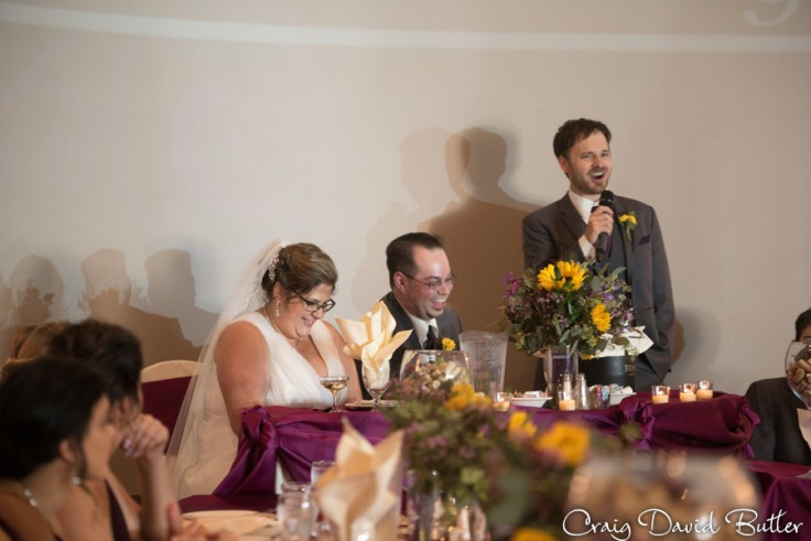 Best Man's Speech at Laurel Manor Craig David Butler