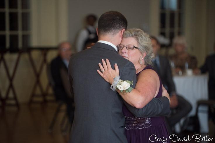 Mother Son dance Lovett Hall