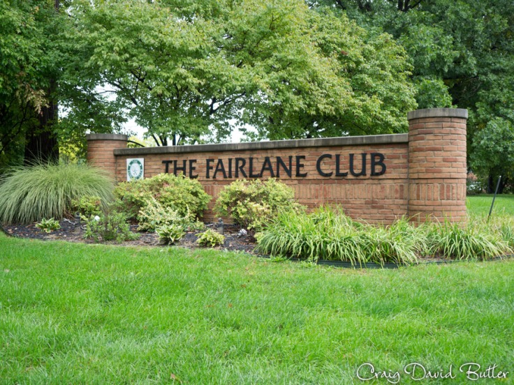 The Fairlane Club - Dearborn Marquee