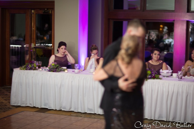 "Groom Dances with his Mom to "" Your Song "" at Glen Oaks in Farmington MI by Craig David Butler"