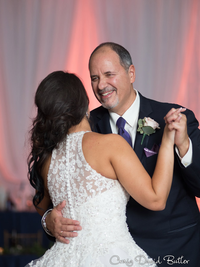 Father Daughter Dance in the Main Ballroom at the Dearborn Inn
