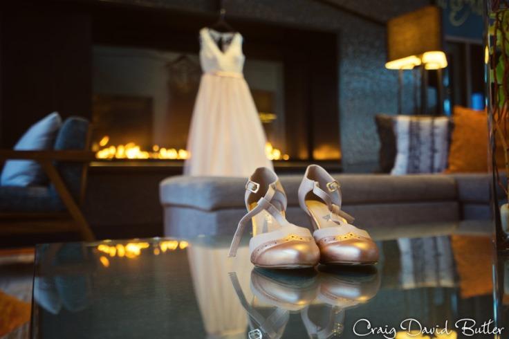 Shoe Photo at the Baronette in Novi MI