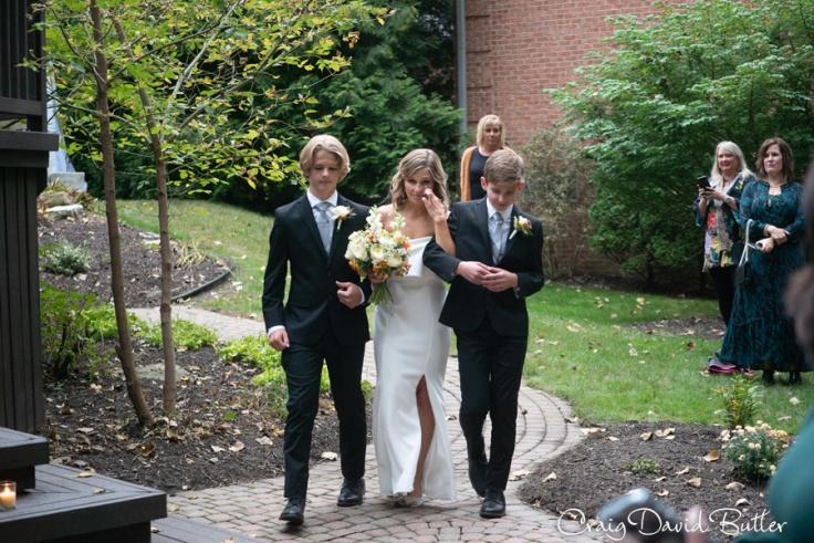 Bride processional