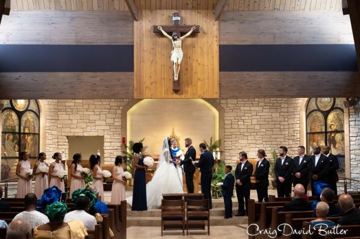 Wedding Ceremony vow Photo