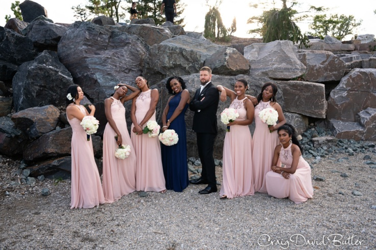 Fun photo of Bridesmaids
